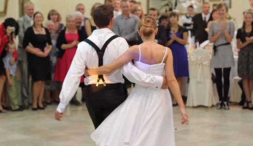 BEST FIRST DANCE EVER ! (Karolina and Wojtek)