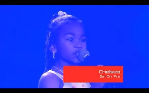 Chelsea - Girl On Fire